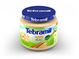Tarrito Tebramil de Manzada de Pharmex