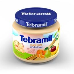 Tarrito Tebramil Multifrutas de Pharmex
